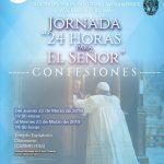"""JORNADA: """"24 HORAS PARA EL SEÑOR"""""""