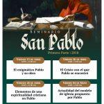 La Escuela Diocesana Verbum Vitae Qro Te invita al Seminario de San Pablo.