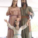 CONFIRMACIONES EN LA PARROQUIA JESÚS, JOSÉ Y MARÍA.