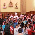 V DOMINGO DE PASCUA, Celebración Eucarística por el día del niño,