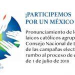 DESDE LA CEM: ¡Participemos por un México mejor!