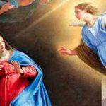 DESDE LA CEM: Anunciación del Señor.