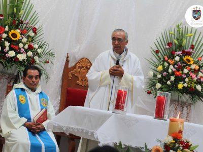 CONFIRMACIONES Y FIESTA PATRONAL, TEMPLO SEÑORA DE FATIMA.