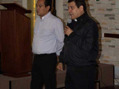 MENSAJE DE MONS. FAUSTINO, EN EL ENCUENTRO DE PASTORAL EDUCATIVA Y CULTURAL.