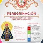 Peregrinación Anual de  Monaguillos a la Basílica de Nuestra Señora de los Dolores de Soriano 2018