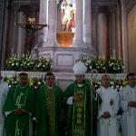 VISITA PASTORAL  PARROQUIA DE SAN JUAN BAUTISTA, VICTORIA GUANAJUATO.