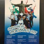 CONVIVENCIAS VOCACIONALES 2018.