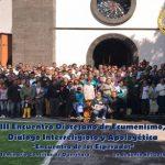 3ER. ENCUENTRO DIOCESANO DE LA COMISIÓN DIOCESANA DE ECUMENISMO Y DIÁLOGO INTERRELIGIOSO Y APOLOGÉTICA.