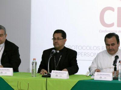 Presentación Protocolo de Seguridad Eclesial, CEM.
