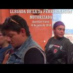 LLEGADA DE LA 3ª PEREGRINACIÓN MOTORIZADA SAN JUNÍPERO SERRA 2018, A SAN MIGUEL, CONCÁ, Qro.