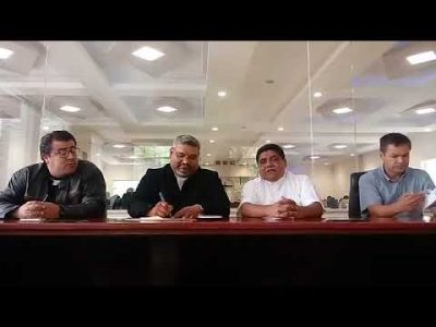 INVITACIÓN DE LOS DIRECTORES ESPIRITUALES A LA PEREGRINACIÓN QUERÉTARO AL TEPEYAC 2018.