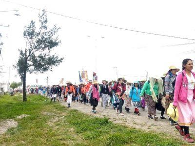 Columna Femenina, Sierra Gorda, jornada 10:  Tequis – SJR. Qro.