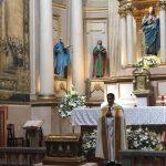 Visita de las Reliquias de Santa Margarita María Alacoque.