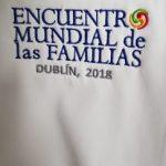 ENCUENTRO MUNDIAL DE LA FAMILIA. Este año toca en Dublin, Irlanda.
