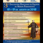TERCER ENCUENTRO DIOCESANO DE EQUIPOS DE MISIÓN PERMANENTE.