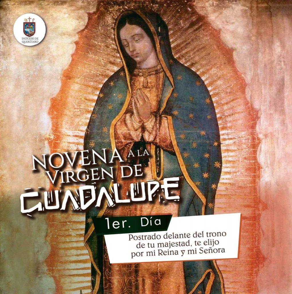 Novena a la Virgen de Guadalupe 2do. Día.